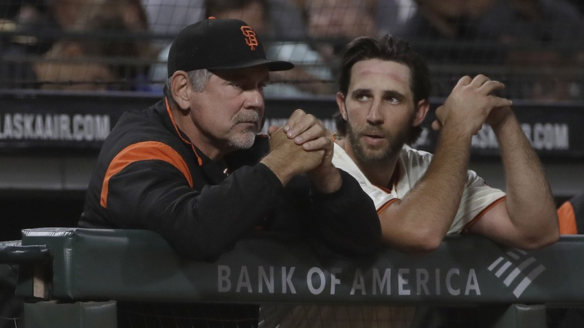 [CSNBY] How Bruce Bochy uses Madison Bumgarner for advice when he's not starting