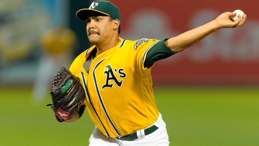 [CSNBY] A's place LHP Sean Manaea on 10-day DL