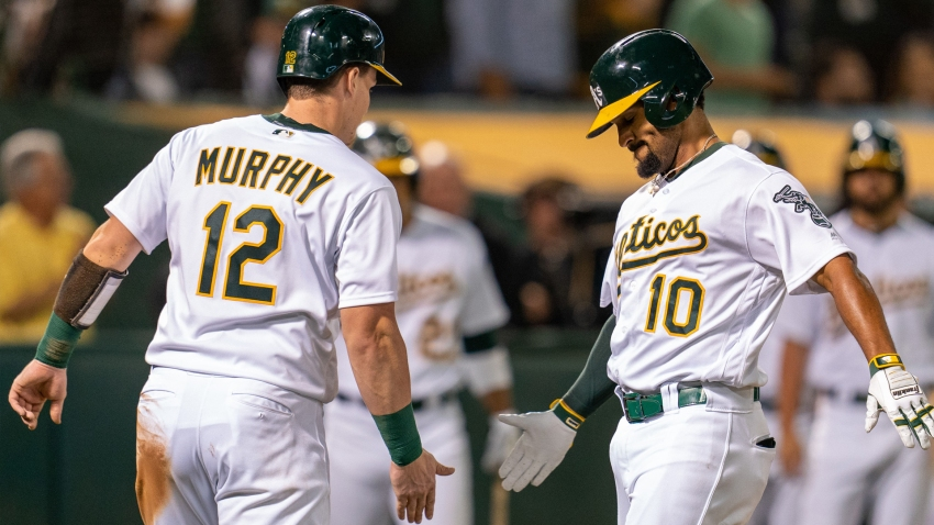 [CSNBY] Marcus Semien reflects on breaking A's record held by Rickey Henderson