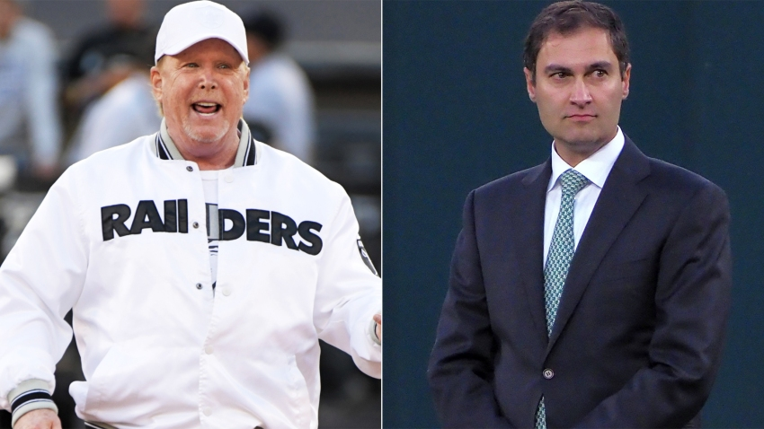 [CSNBY] Raiders owner Mark Davis blasts A's front office over Coliseum issues