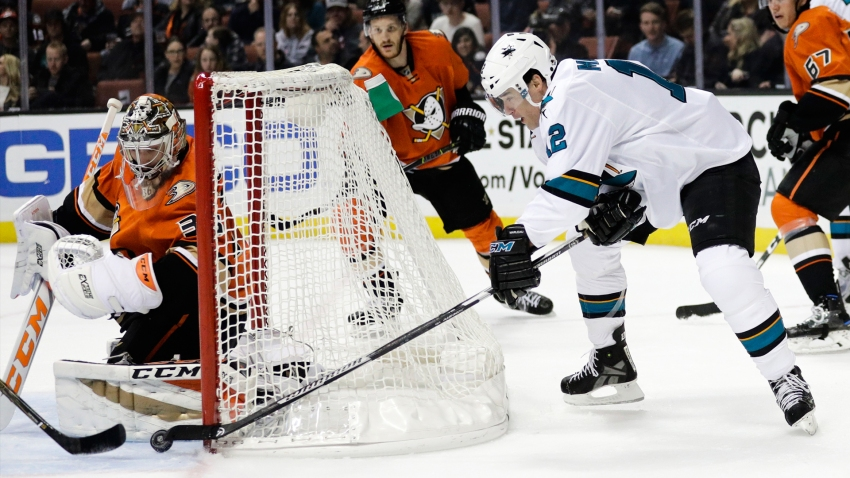 [CSNBY] Searching for a spark, Sharks mix up their power play units