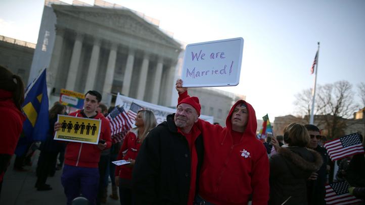 same sex marriage california supreme court in Victoria