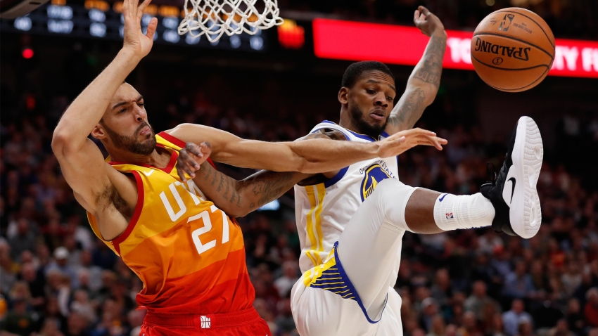 [CSNBY] Alfonzo McKinnie details how he blocked out Patrick McCaw distraction