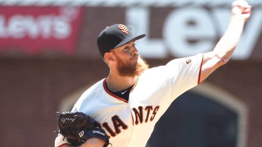 [CSNBY] Nationals vs. Giants lineups: Conner Menez makes second big league start