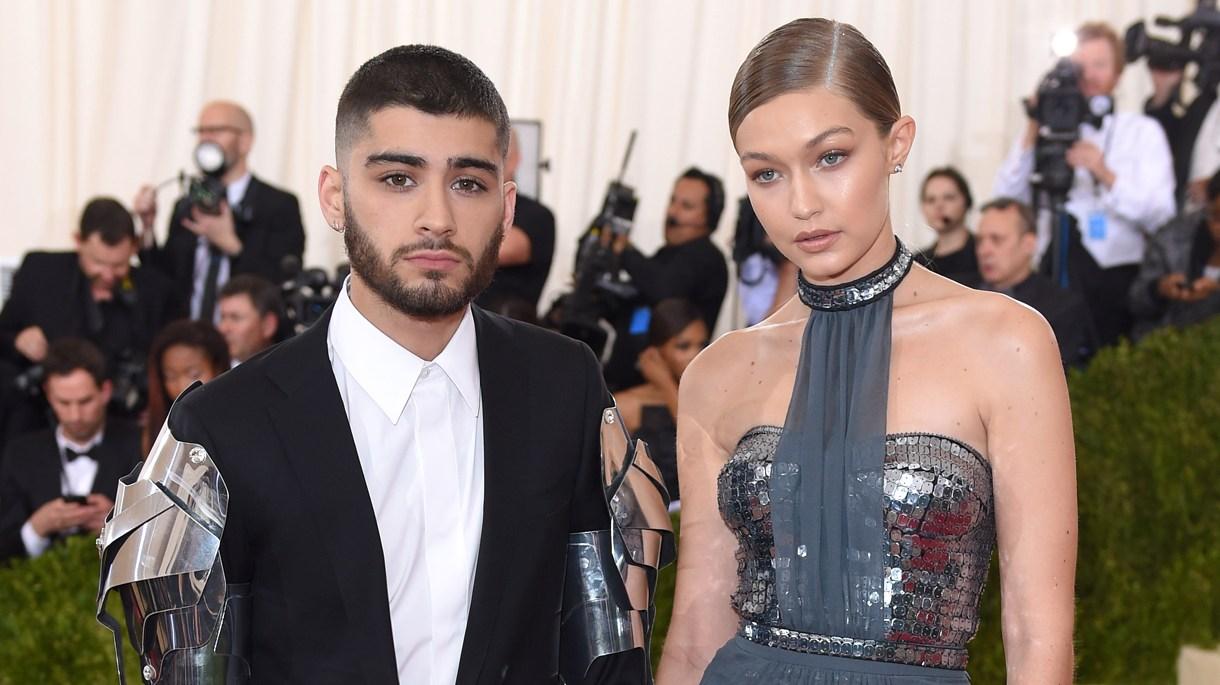 Gigi Hadid Finally Reveals Name of Her and Zayn Malik's Baby Girl – NBC Bay Area