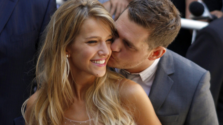 Argentina Wedding Lopilato Buble