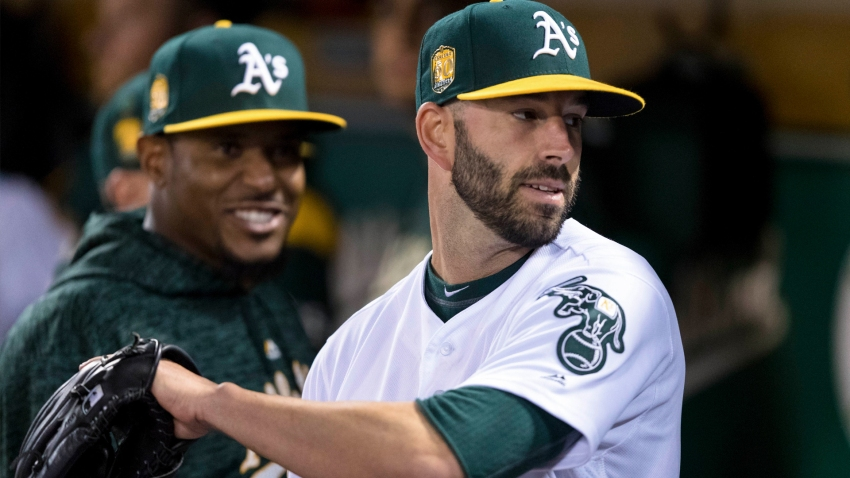 [CSNBY] Evaluating A's arbitration in 2018 MLB offseason: Mike Fiers