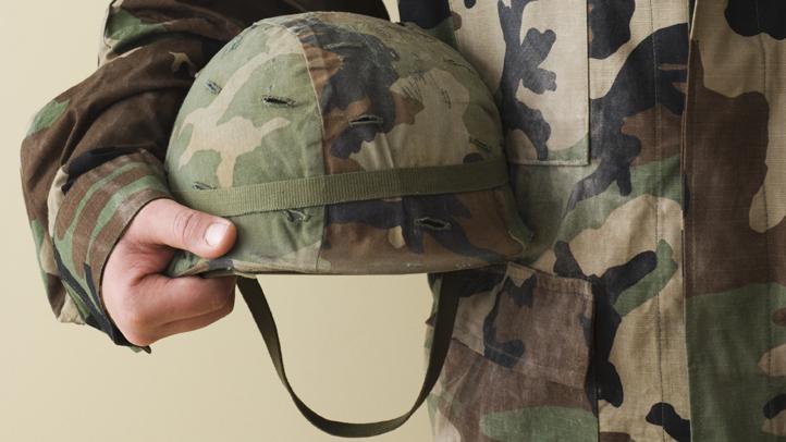 military troops generic
