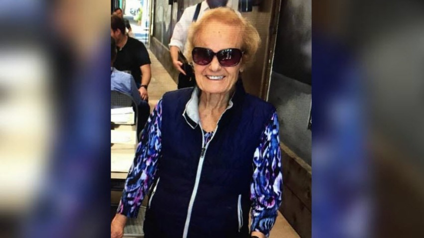 missing elderly woman