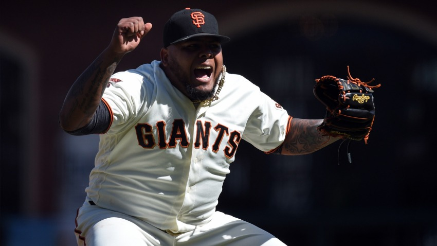 [CSNBY] Giants expect Reyes Moronta out until at least August of 2020 season