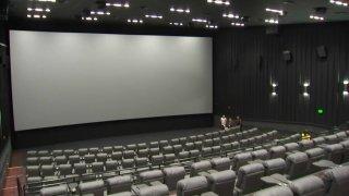 new movie theater in Tyson's Corner