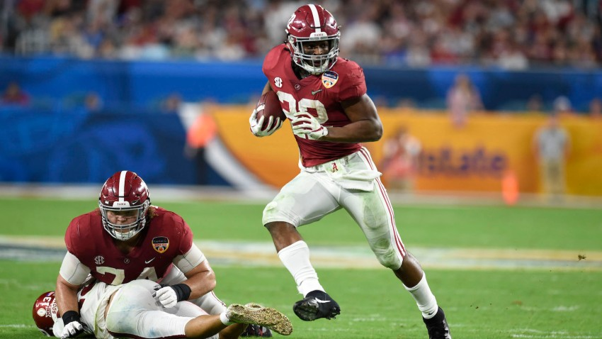 [CSNBY] Najee Harris looks to lead Alabama vs. Clemson in CFP National Championship