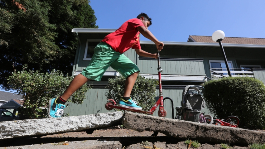 APTOPIX California Earthquake