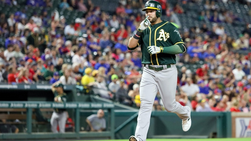 [CSNBY] From Venezuela to Oakland: Nunez's first homer as amazing as he dreamed