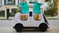 Mountain View Robotics Startup Raises $500M for Driverless Delivery Vision