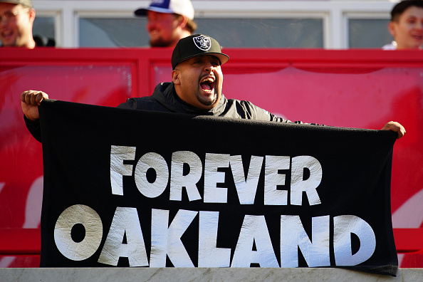 Raiders' Coliseum Farewell in Pictures