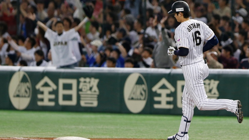 [CSNBY] A's would love to see Japanese star Ohtani land in National League