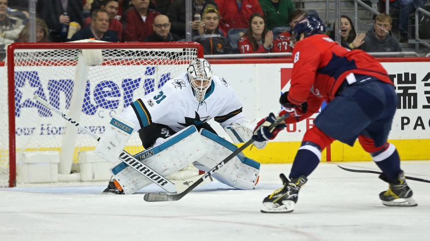 [CSNBY] Sharks vs. Capitals watch guide: Projected lines and defensive pairs