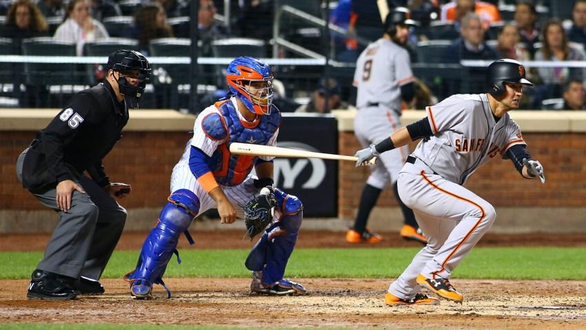 [CSNBY] MLB rumors: Ex-Giant Joe Panik, Mets have 'mutual interest' in signing
