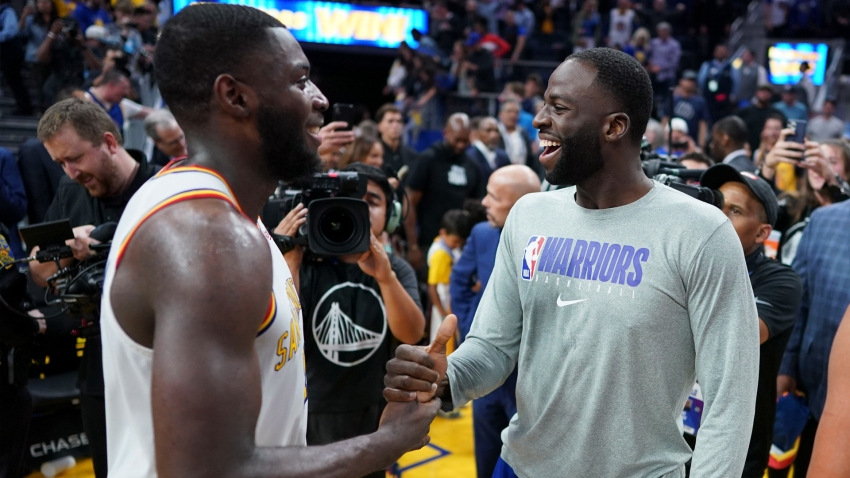 [CSNBY] Draymond Green scoffs at Eric Paschall's 'too old' NBA draft narrative