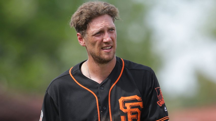 [CSNBY] Giants spring training Day 35: Veterans scuffling as camp nears an end