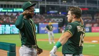 [CSNBY] A's infield situation gains clarity following Jurickson Profar trade