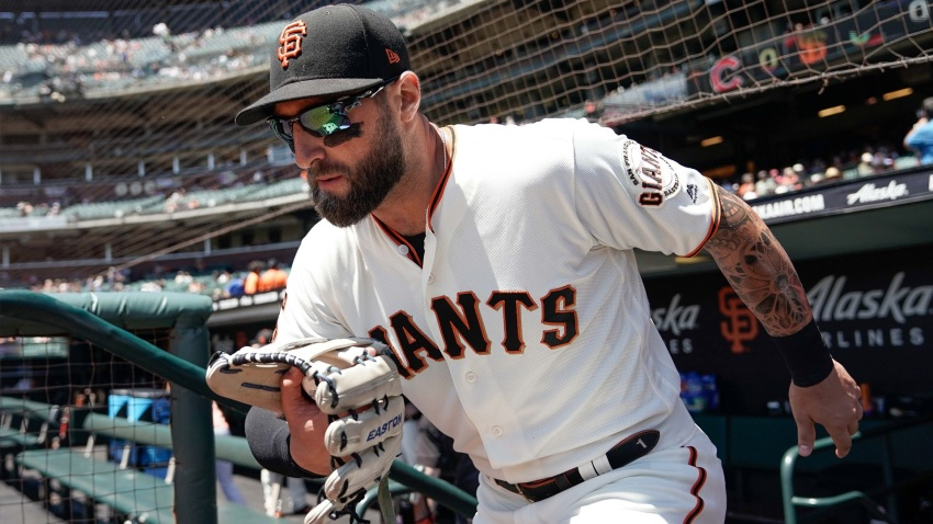 [CSNBY] Kevin Pillar thanks Giants, fans one day after being non-tendered