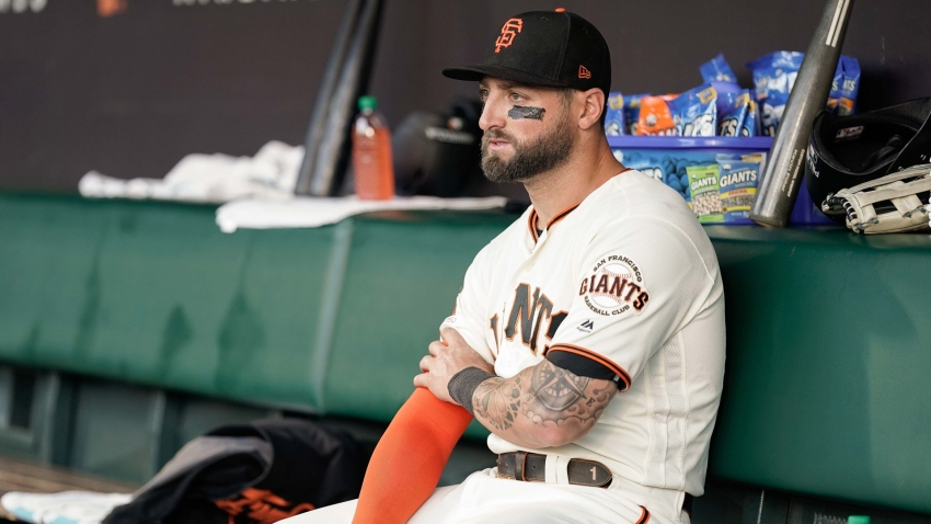 [CSNBY] BREAKING: Giants part ways with center fielder Kevin Pillar