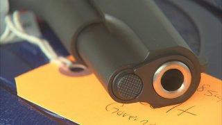 pistol gun shop