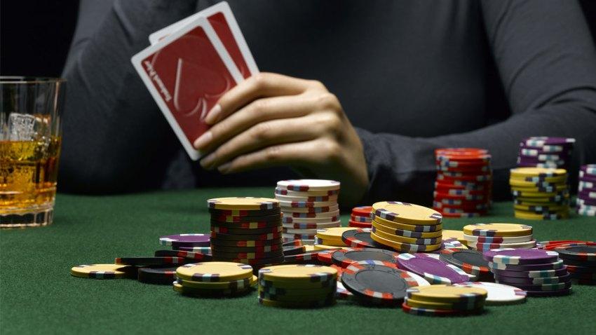 poker table cards hold'em