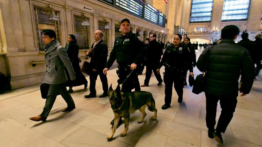 Belgium Attacks NYC Security