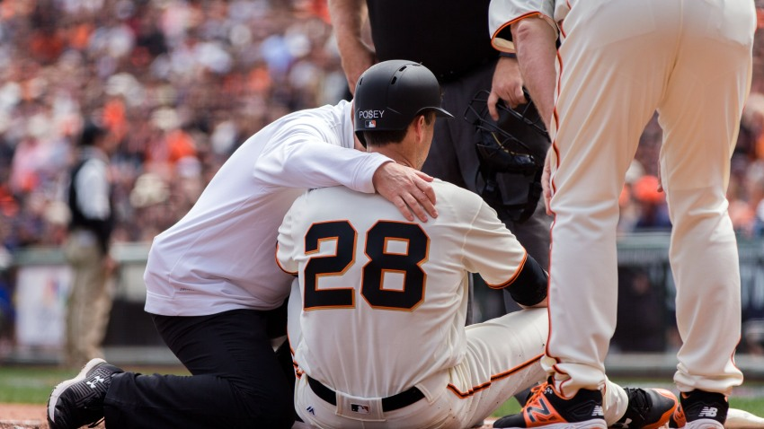 [CSNBY] Source: Giants to put Buster Posey on disabled list
