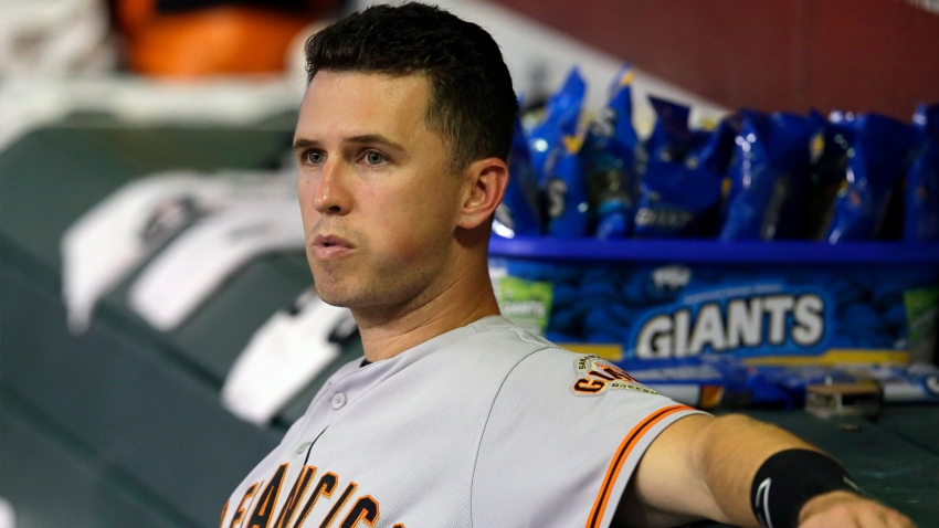 [CSNBY] Source: Giants expect Buster Posey to have season-ending hip surgery