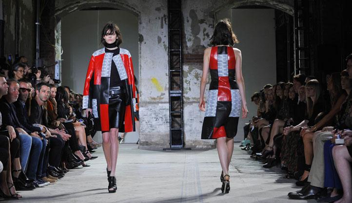 Fashion Proenza Schouler Spring 2013