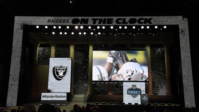 [CSNBY] Raiders awarded four compensatory NFL Draft picks