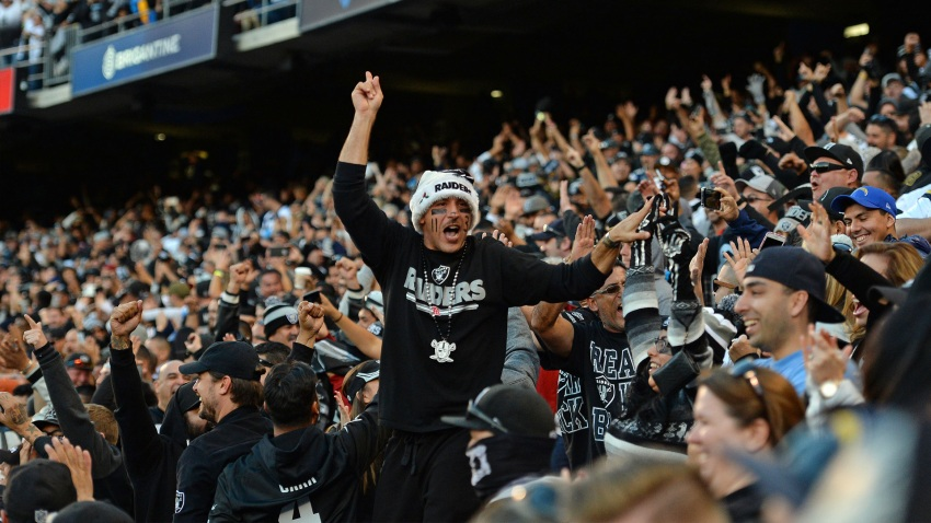 [CSNBY] Raiders expect home atmosphere in first L.A. game in decades
