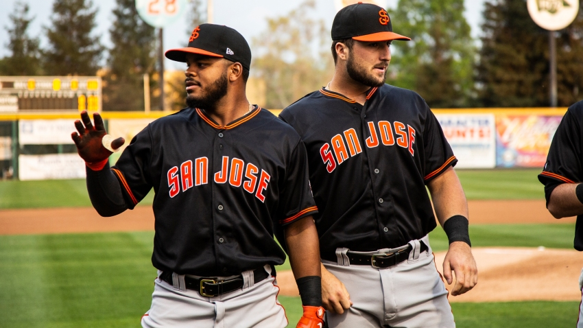 [CSNBY] Giants prospects Joey Bart, Heliot Ramos could start 2020 in Triple-A