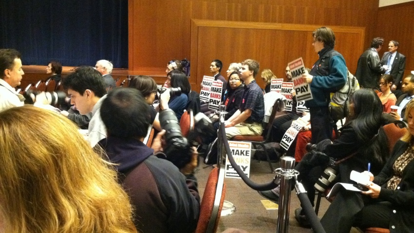 UC students protest tuition hikes, demand rollback