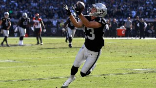 [CSNBY] Raiders injury report: Hunter Renfrow could come back later this season
