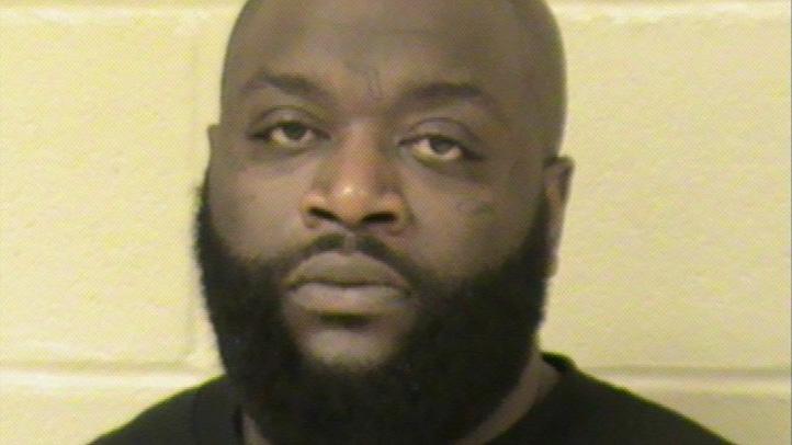 Rapper Arrest