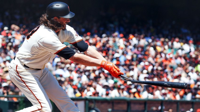 [CSNBY] Samardzija dials up seven strong innings as Giants take series from Pirates