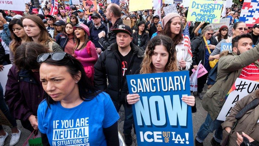Sanctuary Cities Police Grant