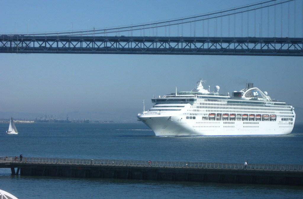 Where Does All The Cruise Ship Sewage Go? – NBC Bay Area
