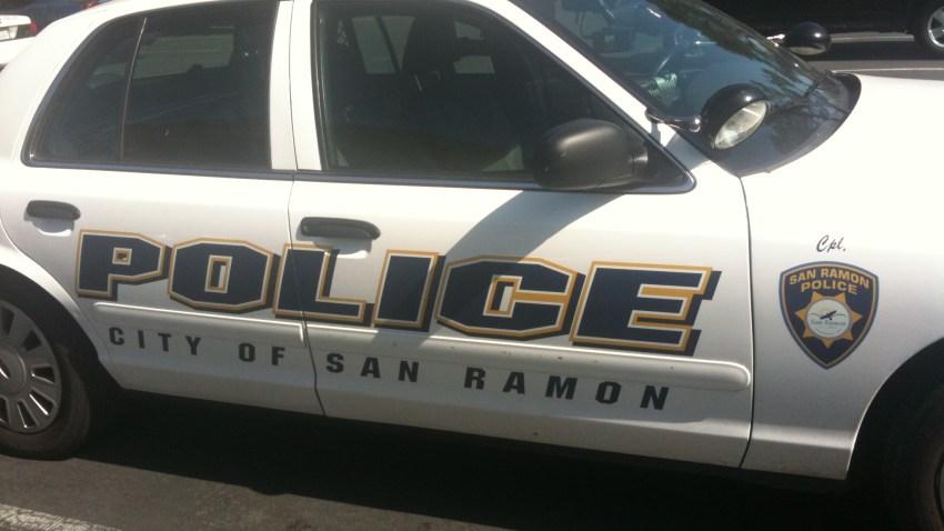 San Ramon Police Car