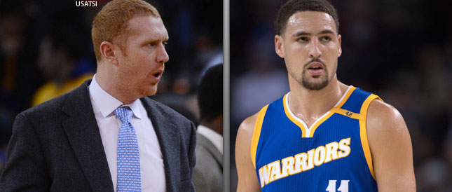 [CSNBY] Scalabrine refutes Thompson's claim: 'I did look for Klay' in Boston