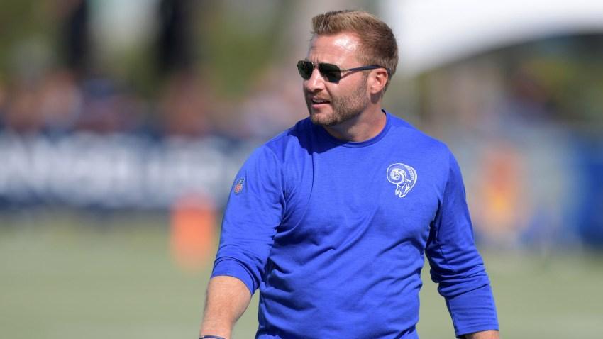 [CSNBY] Raiders' new-look defense impressed Rams' Sean McVay in joint practice