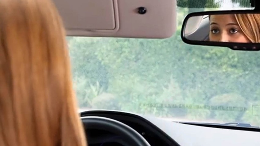 selfie car