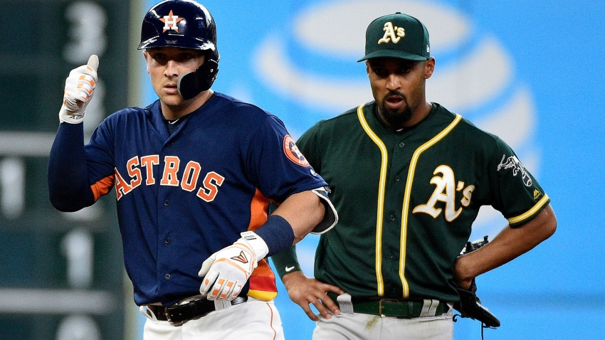 [CSNBY] A's Marcus Semien, Liam Hendriks deserving of MLB All-Team honors