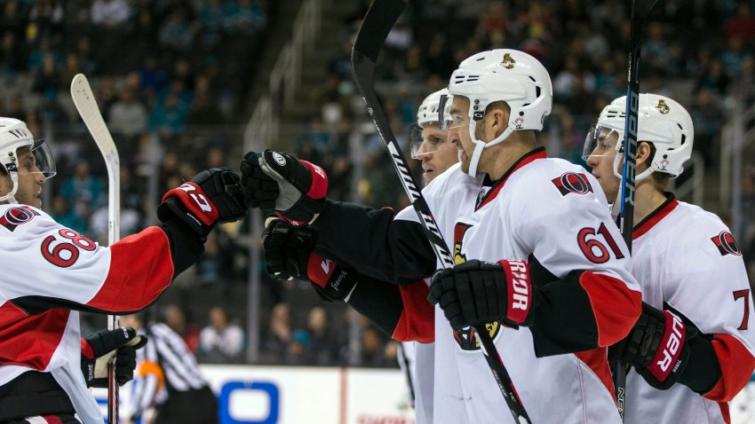 [CSNBY] Instant Replay: Sharks' streak snapped by Sens with seconds left