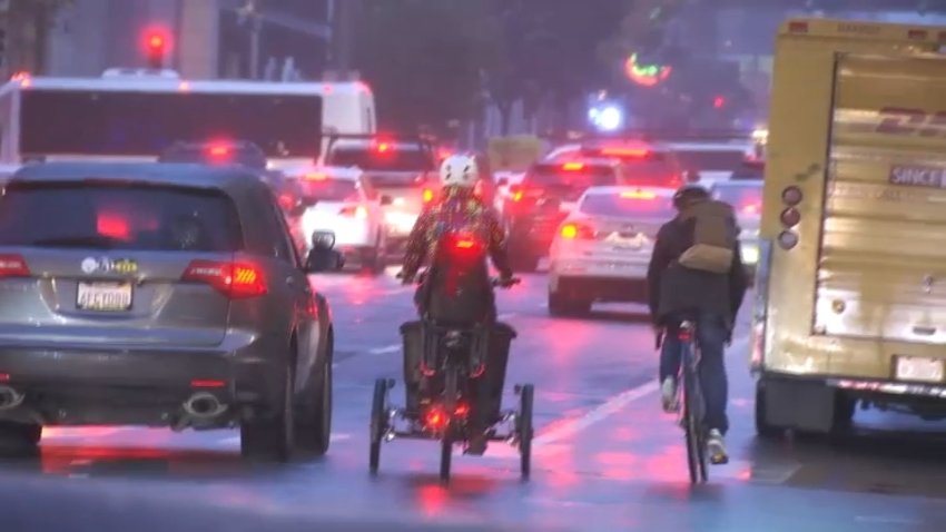 SF Cyclist, Pedestrian Safety Projects Put on Fast Track